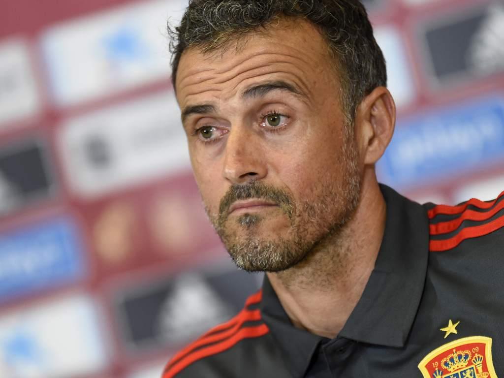 Luis Enrique regresa a la selección española convocando a Ansu Fati