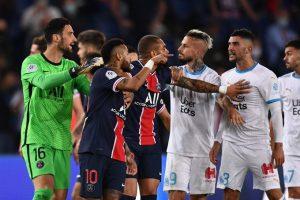 PSG apoya a Neymar; liga francesa tratará el miércoles las cinco expulsiones
