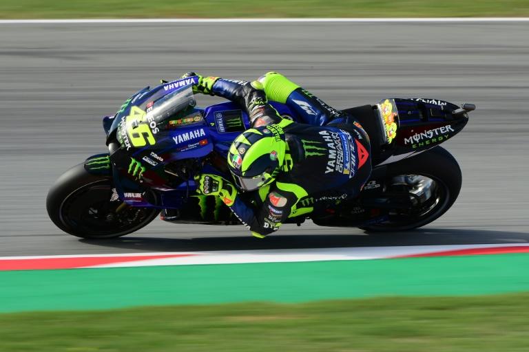Valentino Rossi pilotará en 2021 para Yamaha-SRT en MotoGP