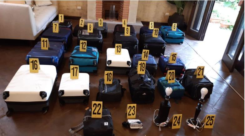 La Fiscalía Especial Contra la Impunidad (FECI) solicitó al Organismo Judicial una audiencia formal para iniciar el proceso de extinción de los Q122 millones incautados el pasado 14 de octubre en un inmueble ubicado en Antigua Guatemala.