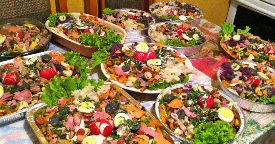 La tradición de comer fiambre el 1 de noviembre es una de las más populares en nuestro país.